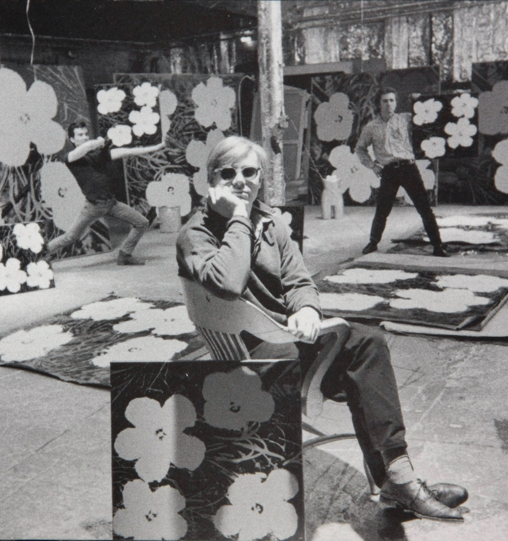 Andy Warhol: il restauro per immagini