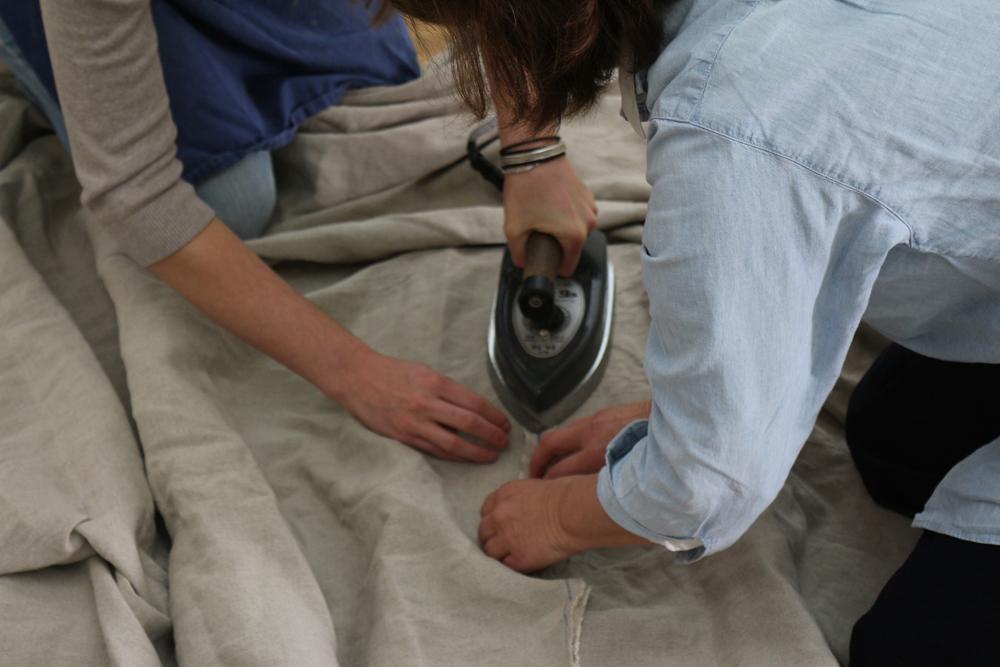 Nicola De Maria: la preparazione per immagini